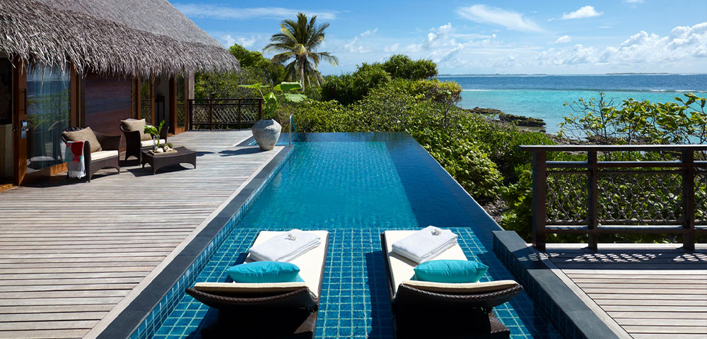 Ocean Tree House Pool Villa - Hero Image