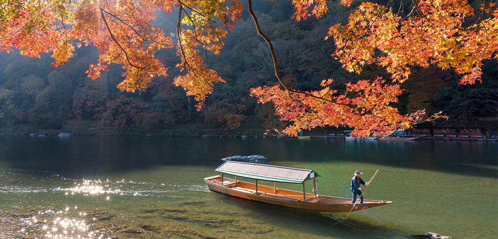 The Fall Colours of Japan Image 1