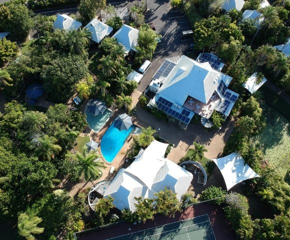 Kellys Beach Resort Main Image