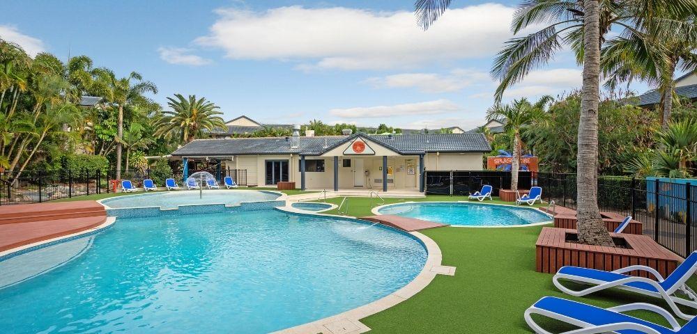 Turtle Beach Resort Gold Coast Main Image