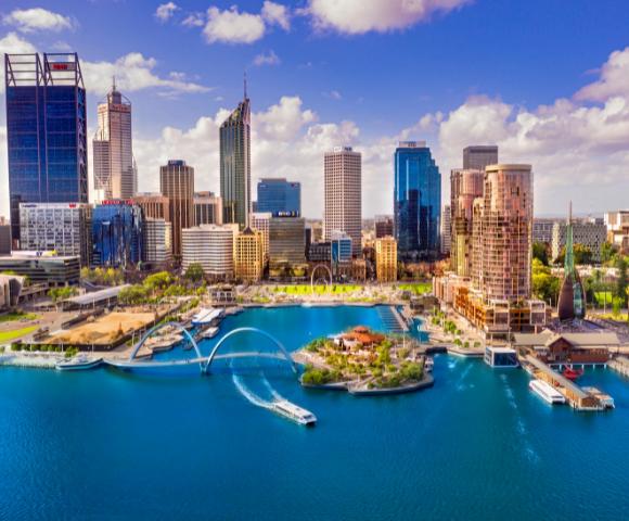 Parmelia Hilton Perth Main Image