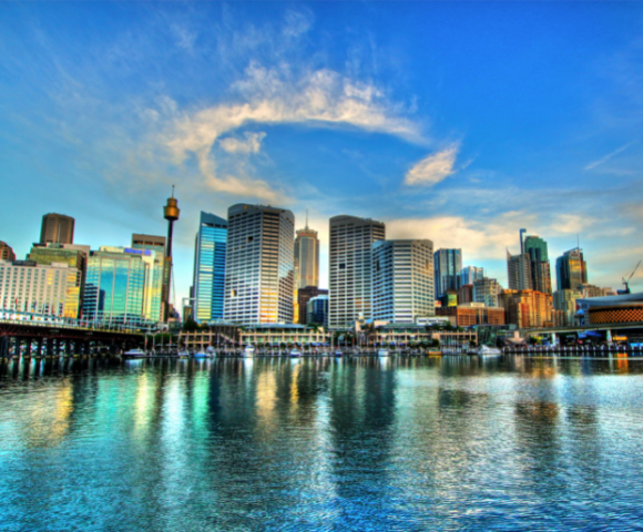 Holiday Inn Darling Harbour Main Image