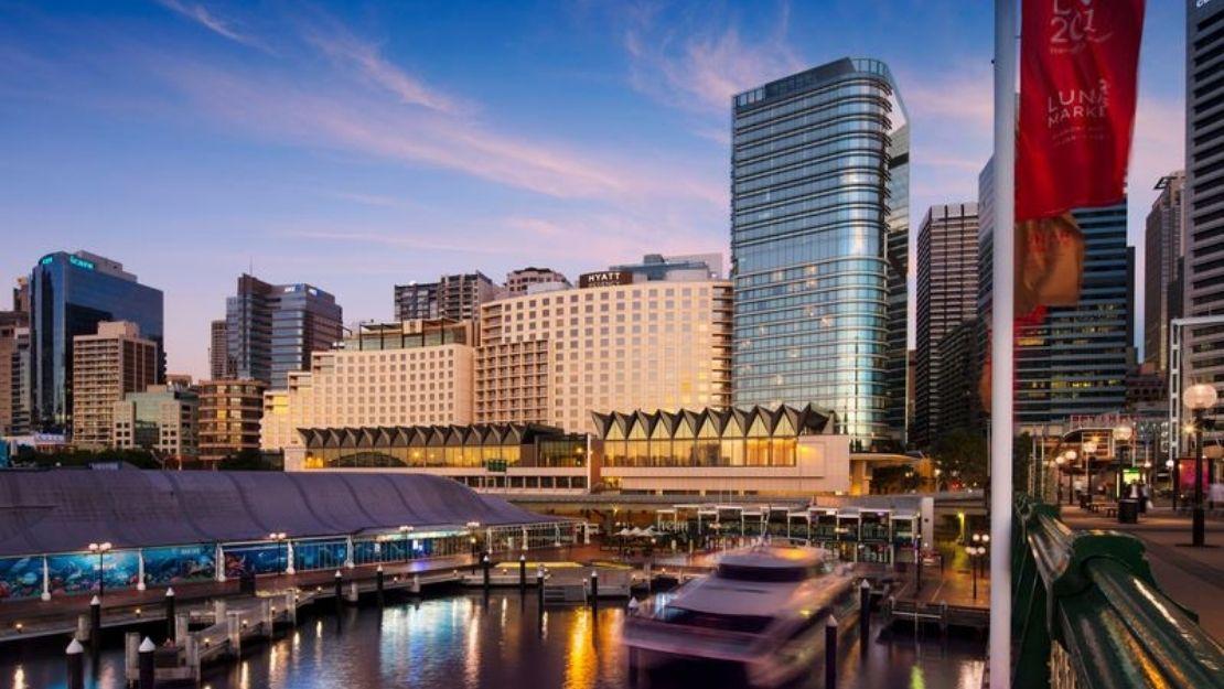 Hyatt Regency Sydney - Hero Image