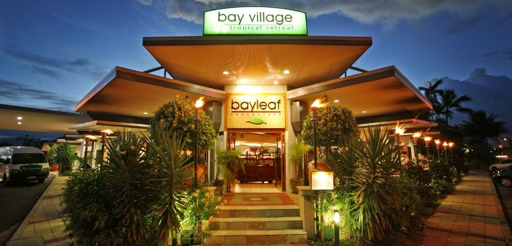 Bay Village Tropical Retreat - Hero Image