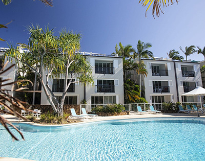 Noosa Blue Resort - Gallery Image