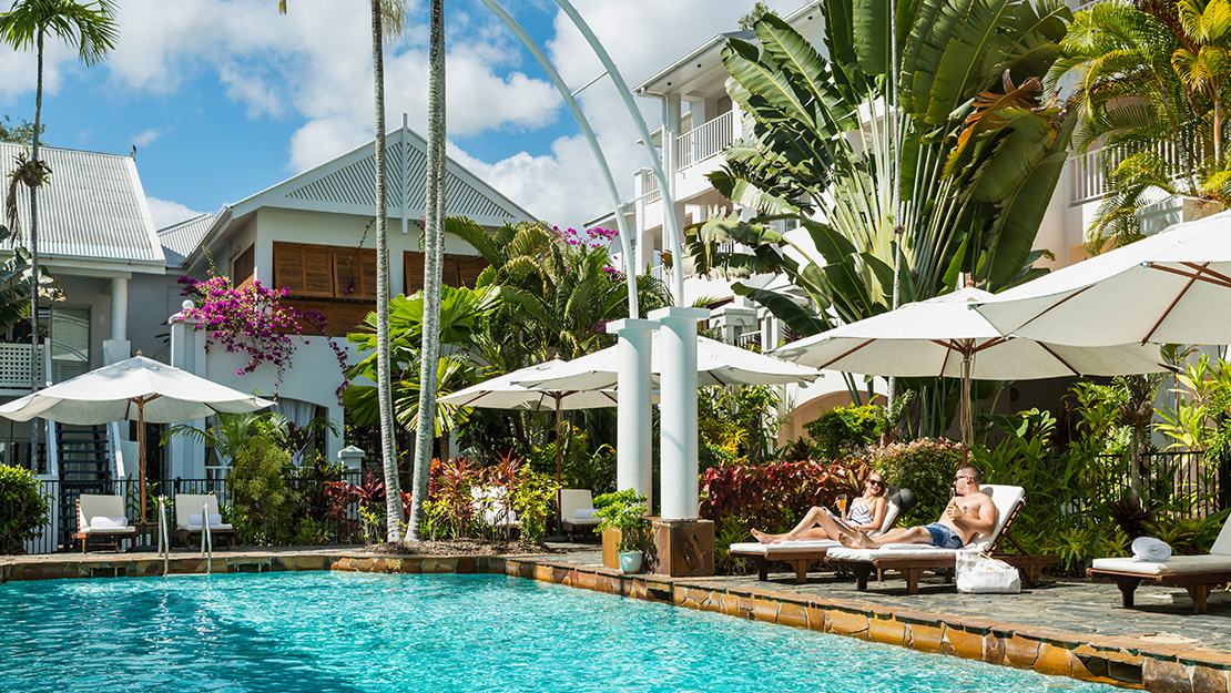 The Reef House Palm Cove - Hero Image