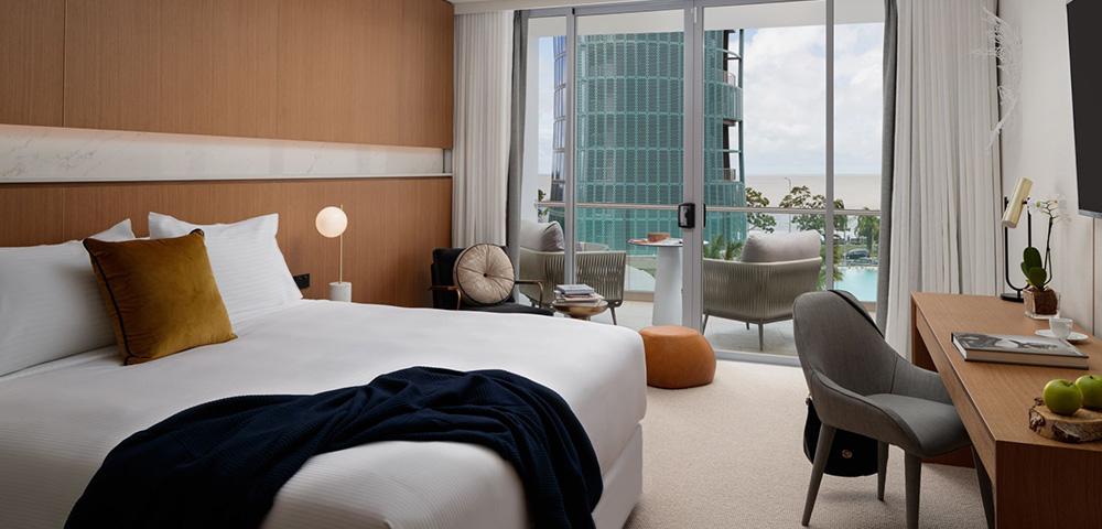 Resort Room - Hero Image