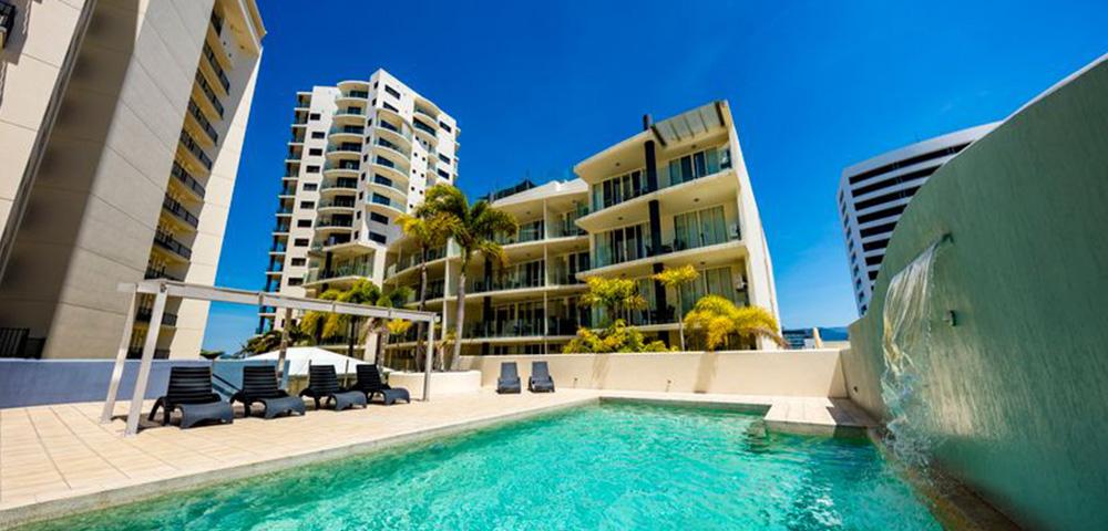 Jack & Newell Holiday Apartments Image 1