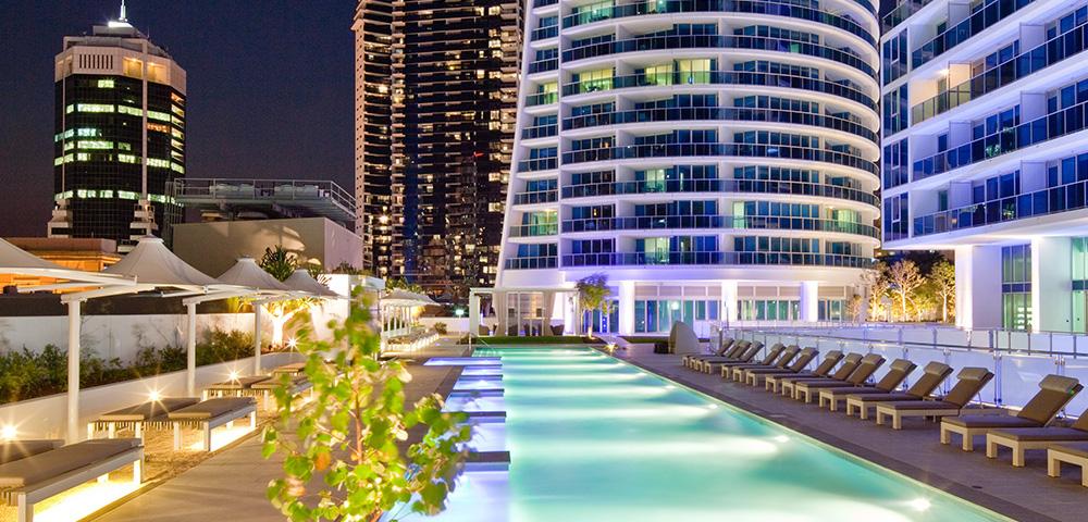 Hilton Surfers Paradise Hotel & Residences - Hero Image