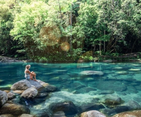 W.A. Kimberley Coast & Cairns Explorer Main Image