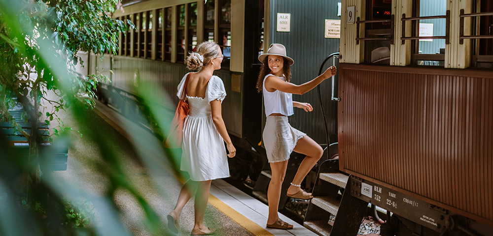 Discover Tropical North Queensland with Rail Main Image