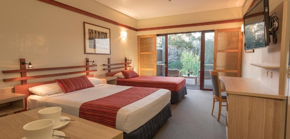 Wallum Resort Hotel Spa Room Image