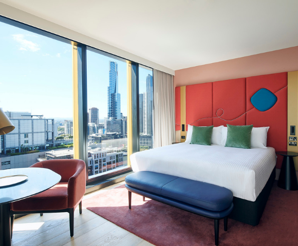 Quincy Hotel Melbourne - Gallery Image