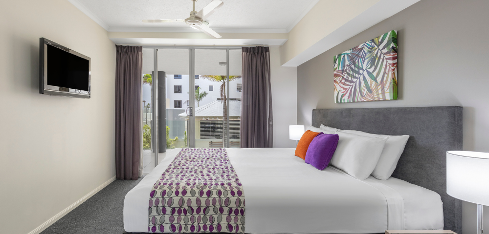 Executive One Bedroom Apartment - Hero Image