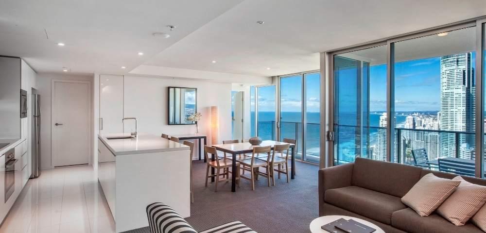 2 Bedroom Deluxe Ocean View Residence - Hero Image
