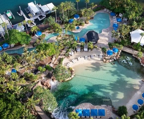 JW Marriott Resort & Spa Gold Coast Image 1