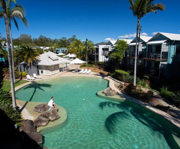 Noosa Lakes Resort With Dolphin Safari Image 2
