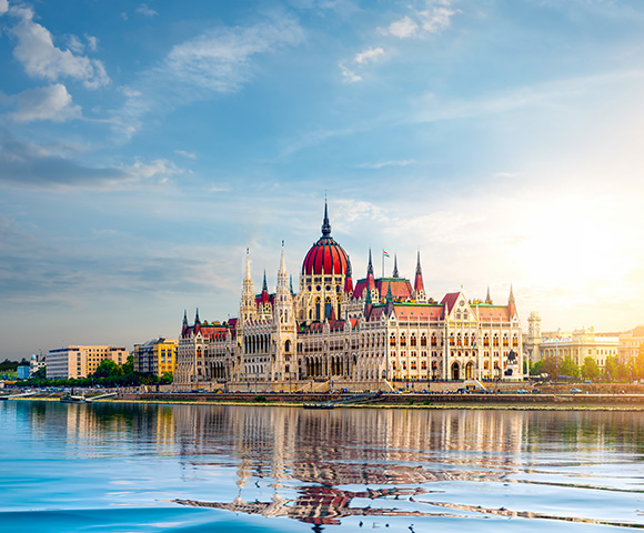 Magnificent Europe | Amsterdam to Budapest & Beyond Main Image