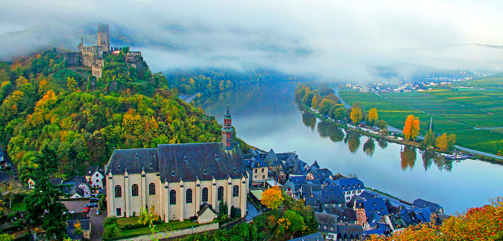 Moselle River Guide - Gallery Image
