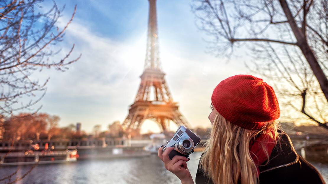 Discover London, Paris and the Grand Waterways of France - Hero Image