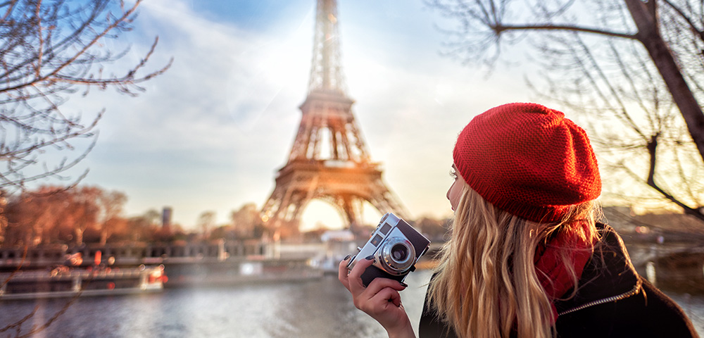 Paris, London & the Beauty of Norway Main Image