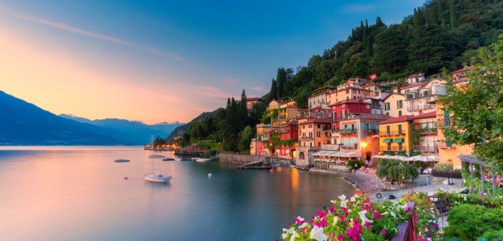 European Rivers & Italian Lakes