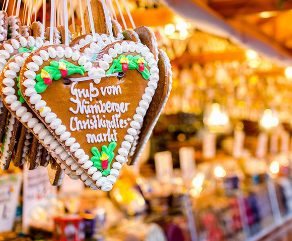 Enchanting Christmas Markets Main Image