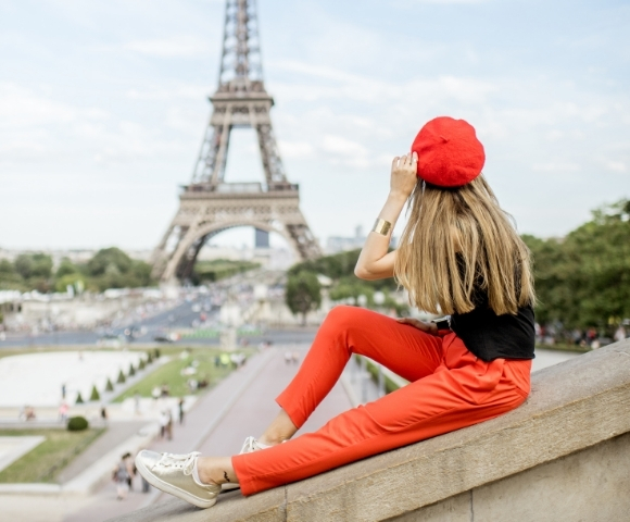 Paris, Barcelona & The Mediterranean Main Image