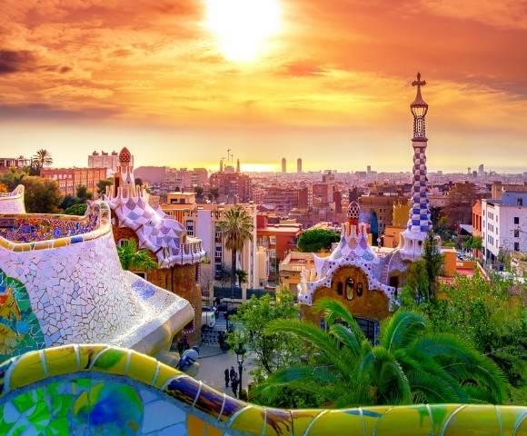 Paris, Barcelona & The Mediterranean Image 1
