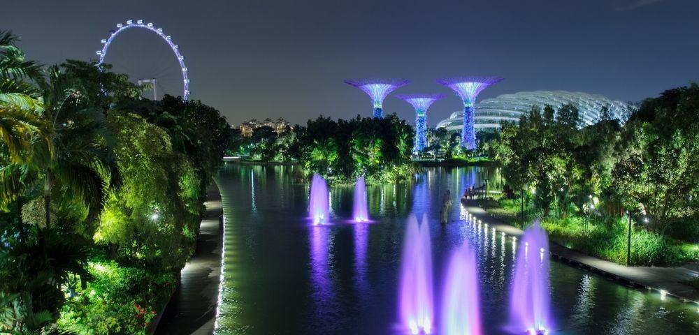 Singapore New Years Eve & Tropical Island Getaway Image 4
