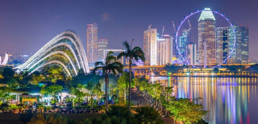 Singapore New Years Eve & Tropical Island Getaway Main Image