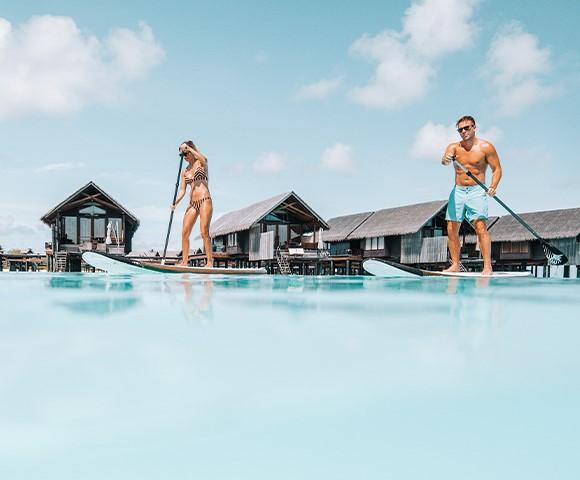 Escape to the Majestic Maldives Image 2