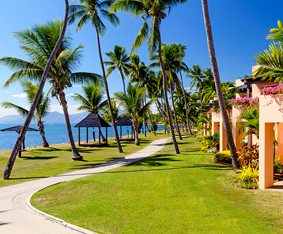 Golfing bliss in tranquil Fiji Image 1