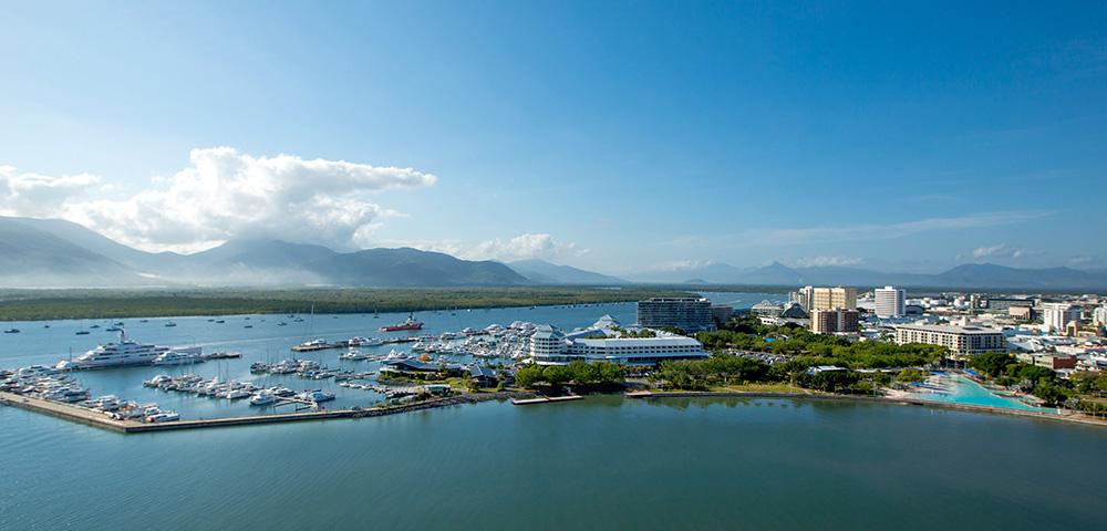 Shangri-La Hotel, The Marina, Cairns - Hero Image