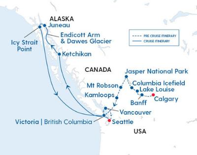 Canadian Rockies & Alaska in 2022 - Gallery Image