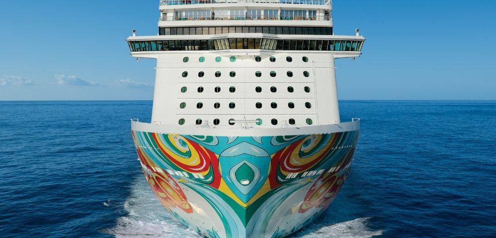 Norwegian Cruise Line - Hero Image