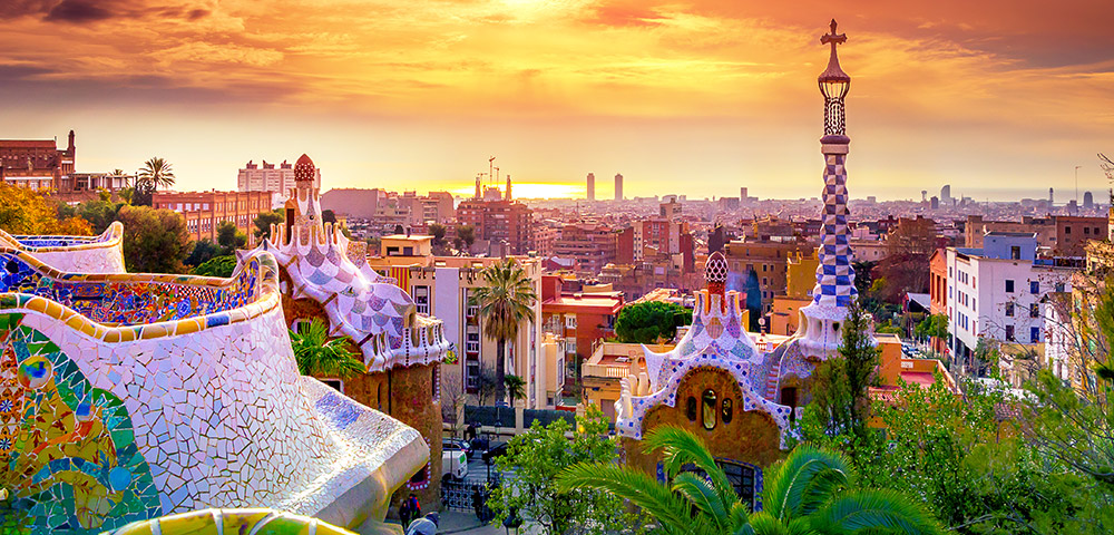 Epic Barcelona & The Greek Isles Image 1