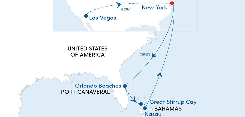 Experience Las Vegas, New York & the Bahamas Image 4