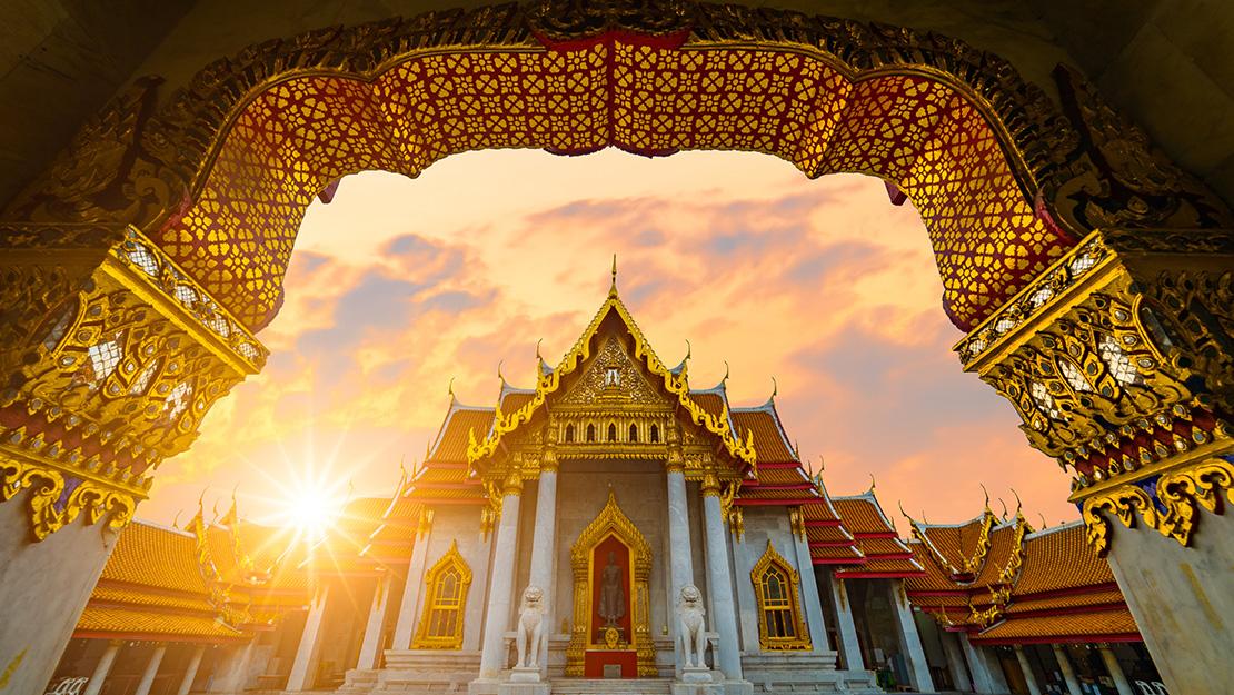 Singapore to Sydney – Spirit of Malaysia, Thailand & Burma - Hero Image