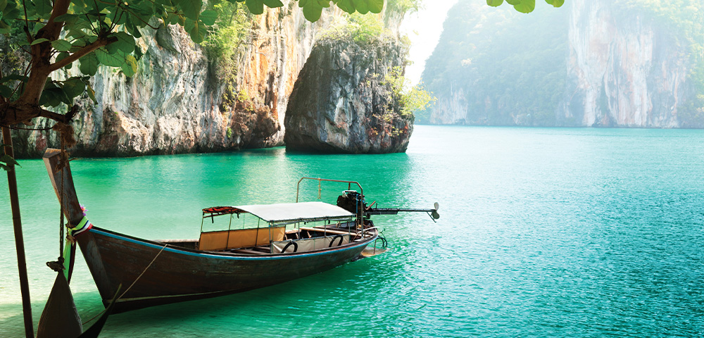 Singapore to Sydney – Spirit of Malaysia, Thailand & Burma Image 1
