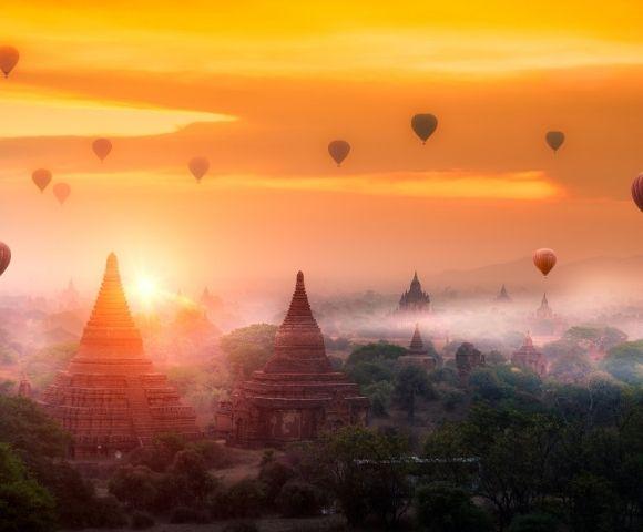 Singapore to Sydney – Spirit of Malaysia, Thailand & Burma Image 2