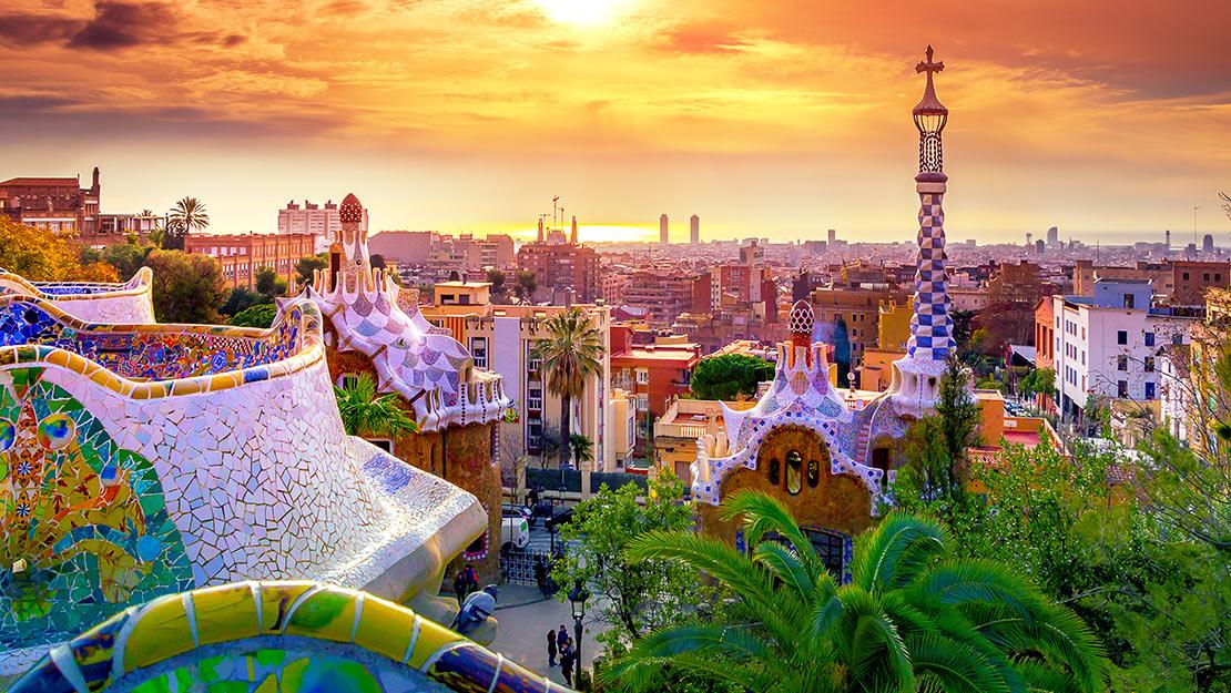 Barcelona to Dubai Grand Adventure - Hero Image