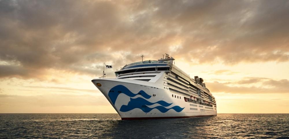Princess Cruises - Hero Image