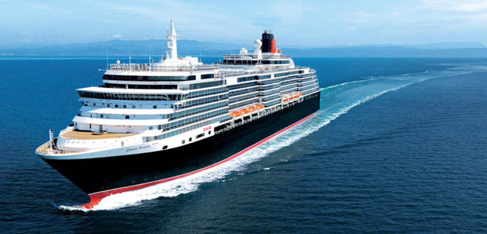 Cunard Cruise Line - Gallery Image