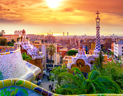 Blissful Paris, Barcelona & New York - Gallery Image