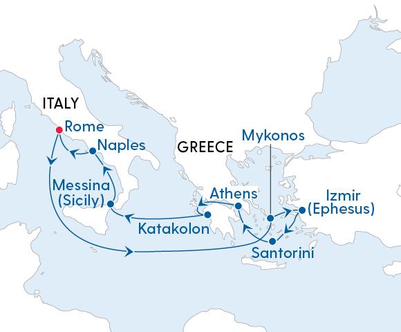 Italy, Greece & Turkey Adventure Image 4