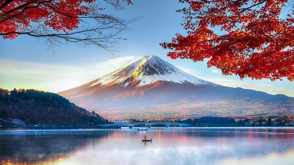 Autumn Colours of Japan - Hero Image