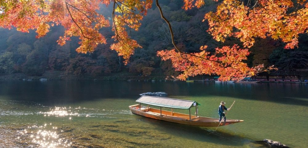 Autumn Colours of Japan Image 2