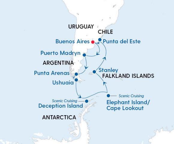 Bucket List Antarctic Adventure Image 4