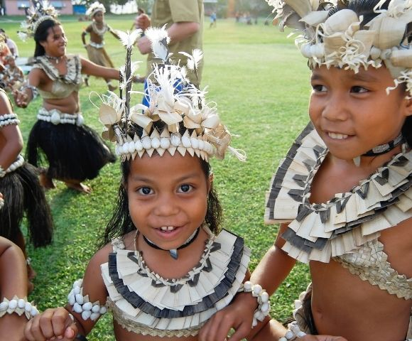 Luxury South Pacific & Fiji Fly-Cruise Image 2